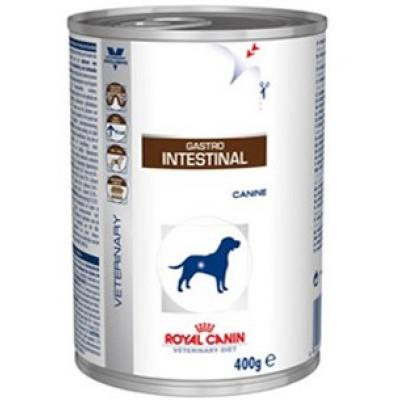 Консервы Royal Canin для собак при лечении ЖКТ (Intestinal = Gastro Intestinal)