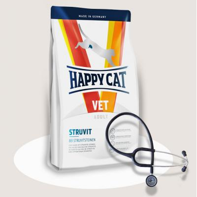 Сухой корм Happy Cat VET Diet Struvit Струвит