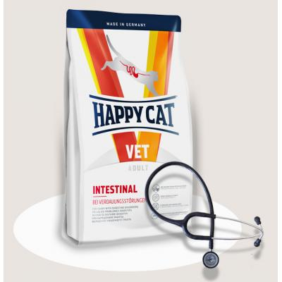 Сухой корм Happy Cat VET Diet Intestinal Интестинал