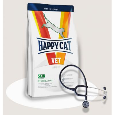 Сухой корм Happy Cat VET Diet Skin Кожа