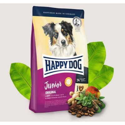 Сухой корм Happy Dog для щенков Supreme Junior Original (с 7 мес.)