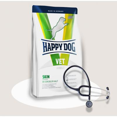 Сухой корм Happy Dog VET Diet Skin Кожа