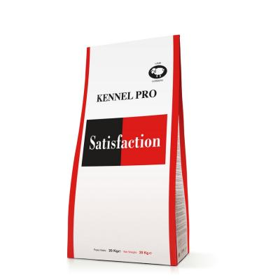 Сухой корм Satisfaction (Pro) для взрослых собак с нормальной или средней степенью активности Kennel